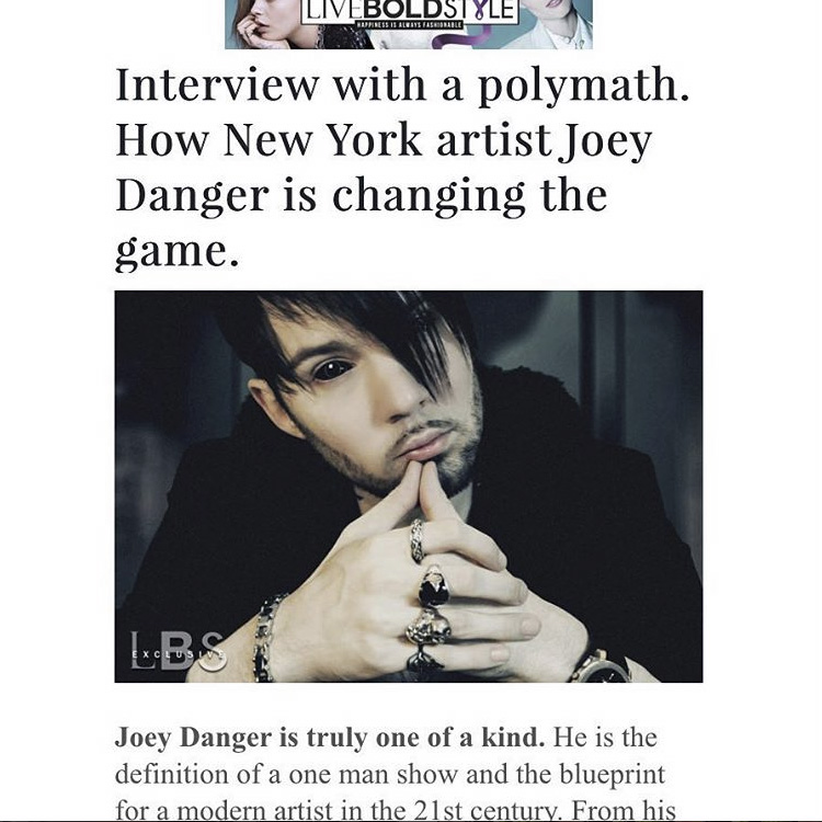 Joey Danger